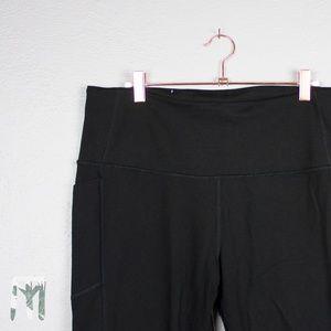 Victoria Secret Knockout Capri Leggings w/ Pockets